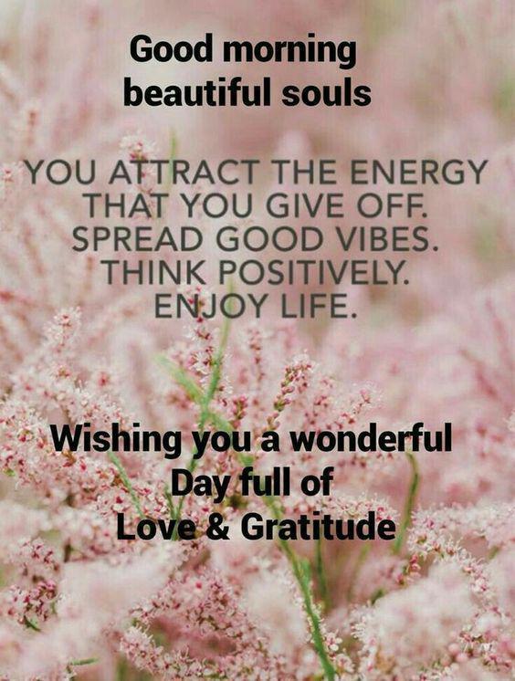 selamat pagi sahabat yuk tumbuhkan jiwa yang cantik