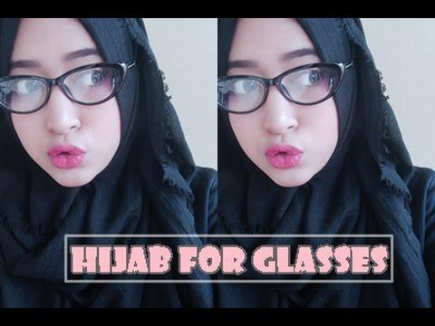Dijamin Anti Norak Dan Makin Stylish Begini Cara Memakai Kacamata Untuk Hijabers