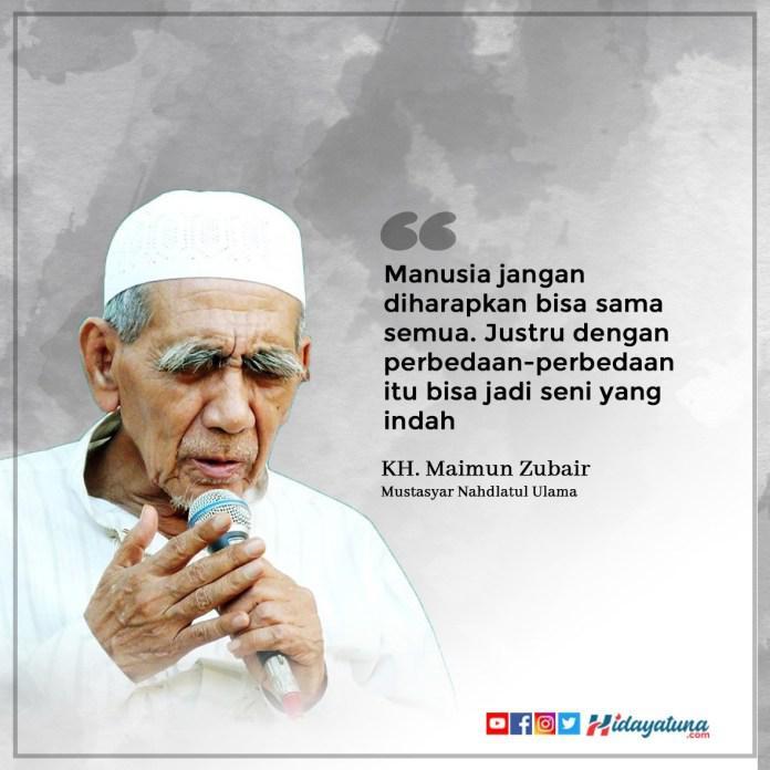 Kata Mutiara Habib Luthfi Bin Yahya